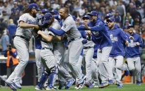 Dodgers van a la Serie Mundial contra Medias Rojas