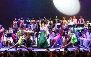 """La Salsa Sinfónica """"prende"""" el público en la Alhóndiga de…"""