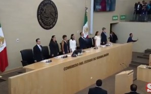 Presentó Morena iniciativa reducción del 36% de sueldo de diputados…