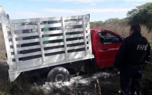 Recupera FSPE Mil 800 litros de combustible presuntamente robado en…