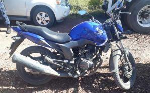 Aseguran las Fuerzas de Seguridad Pública del Estado tres motocicletas…