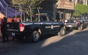 Policías de Guanajuato se arriesgan por ciudadanos