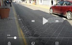 ANUNCIAN NUEVO CIERRE DE CALLE JUAREZ POR OBRAS DE REPARACION…