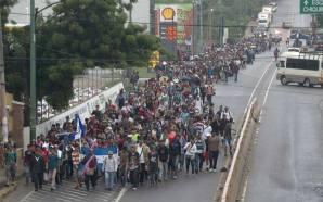 Blindarán frontera sur de México para controlar flujo migratorio