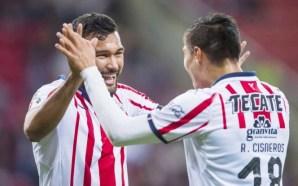 Chivas golea en la Copa MX