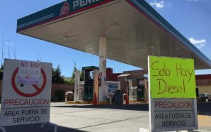 Desabasto de gasolina ha pegado en 9 estados, entre ellos…