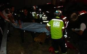 FATAL ACCIDENTE SOBRE LA AUTOPISTA Y LIMÍTES DEL MUNICIPIO DE…