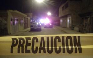 3 PERSONAS FUERON EJECUTADAS EN LA COLONIA AMPLIACIÓN SAN JOSÉ,…