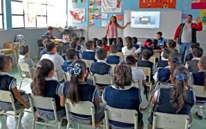 SENSIBILIZAN A ALUMNOS DE PLANTELES EDUCATIVOS CON PLÁTICAS DE PREVENCIÓN.