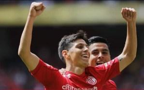 Pablo Barrientos dejó al Toluca para incorporarse al Nacional de…