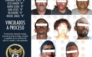 FGE OBTIENE VINCULACIÓN A PROCESO CONTRA RESPONSABLES DE HOMICIDIO DE…