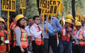 #Nacional #Terremotos19deseptiembre HOY EN PUNTO DE LAS 10 AM SE…