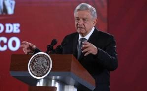 ENVIA LÓPEZ OBRADOR 'LEY DE AMNISTÍA' AL CONGRESO.