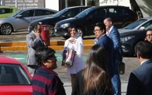 ROSARIO ROBLES ESTÁ A UN PASO DE SALIR DE LA…