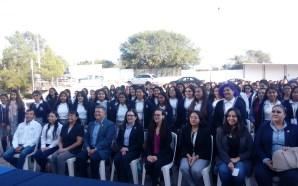 """""""Women in Engineering 2019 inspira a jóvenes mujeres estudiantes del…"""