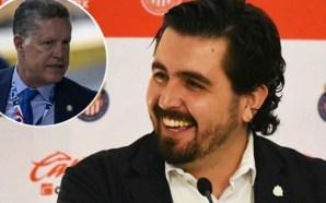 Amaury Vergara: 'Peláez es la pieza que le faltaba a…