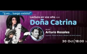 HOY SE PRESENTA 'DOÑA CATRINA' EN EL CENTRO DE LAS…
