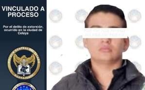 CAPTURAN A EXTORSIONADOR EN CELAYA.
