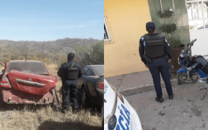 ASEGURAN 7 VEHÍCULOS CON REPORTE DE ROBO VIGENTE EN DISTINTOS…