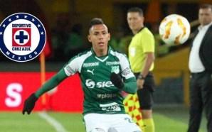 Cruz Azul, a detalles de fichar al colombiano Alex Castro