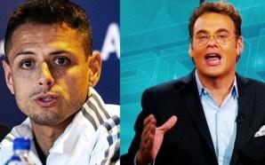 Chicharito contestó a Faitelson: 'No me falta humildad'