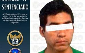 #Estado LO SENTENCIAN POR VIOLAR A MENOR.