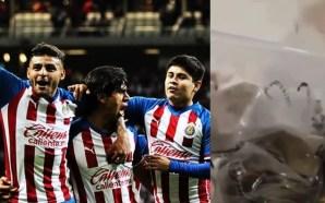 Alexis Vega pagó sus multas internas en Chivas con puras…