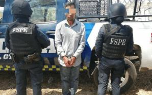 #Irapuato CAPTURAN A PRESUNTO DISTRIBUIDOR DE DROGA CON 256 DOSIS…