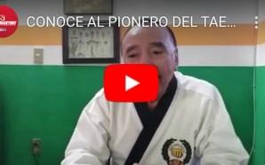 CONOCE AL PIONERO DEL TAEKWONDO EN SALAMANCA.