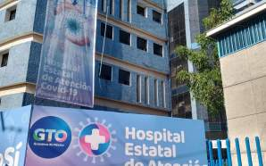 #Estado ARRANCA OPERACIONES EL HOSPITAL ESPECIALIZADO EN COVID-19.
