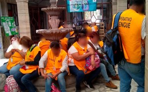BRIGADAS DE SALUD REALIZAN CERCO SANITARIO EN 10 COLONIAS DE…