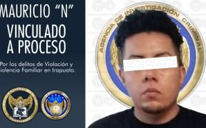 #Irapuato LO DETIENEN POR VIOLENCIA FAMILIAR Y VIOLACIÓN EN AGRAVIO…