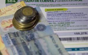 CAE AHORRO EN AFORES 83.1% AL CIERRE DEL MES DE…