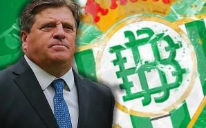 América: Miguel Herrera es candidato para dirigir al Betis; reportan…