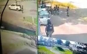 HABITANTES DE ZONA NORTE, DENUNCIARON ACOSO POR PARTE DE ELEMENTOS…