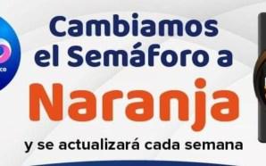 SEMÁFORO NARANJA EN GUANAJUATO, SE ESPERAN INSTRUCCIONES