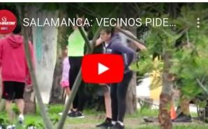 VECINOS PIDEN MEDIDAS DE SANIDAD A DEPORTISTAS QUE ASISTEN A…