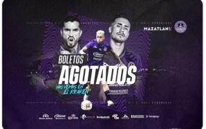MAZATLÁN FC: EN POCAS HORAS SE AGOTARON LOS BOLETOS PARA…