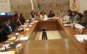 CONFIRMA ALCALDESA Y REGIDORES, CASOS POSITIVOS DE COVID DENTRO DE…