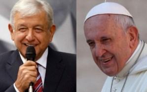 Este es el mensaje del papa Francisco a López Obrador.