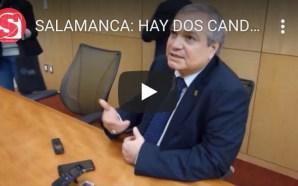 PARA SALAMANCA HAY DOS CANDIDATOS 'INDEPENDIENTES' QUE SON VINCULADOS CON…