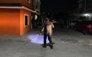 RAFAGUEAN VIVIENDA EN LA COLONIA LOS PINOS.