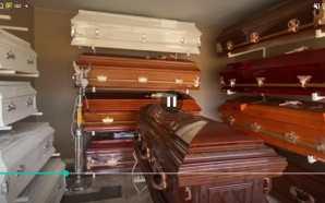 REGISTRAN FUNERARIAS DRÁSTICA DISMINUCIÓN DE SERVICIOS POR MUERTES DE COVID-19.