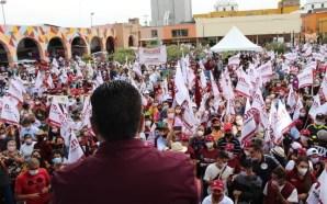 MORENA GUANAJUATO EVALÚA IMPUGNAR ELECCIÓN AL MENOS EN 5 MUNICIPIOS.