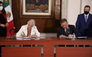 #Nacional SECRETARÍA DE GOBERNACIÓN Y UIF FIRMAN CONVENIO PARA PREVENIR…