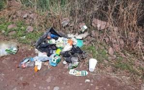 EN COMUNIDADES REPORTAN AUSENCIA DE CAMIONES RECOLECTORES Y TIRADERO DE…
