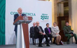 #Presidencia ABASTO DE MEDICAMENTOS ONCOLÓGICOS ESTÁ GARANTIZADO, REAFIRMA PRESIDENTE.