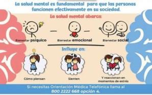 #Salud LOS PROBLEMAS DE SALUD MENTAL A CAUSA DE LA…