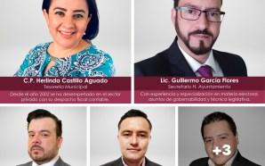 🔴🔴#Entérate PRESIDENTE ELECTO CÉSAR PRIETO PRESENTA LOS PRIMEROS MIEMBROS DE…