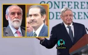 """Está muy enojado"""": AMLO respondió a Diego Fernández de Cevallos…"""